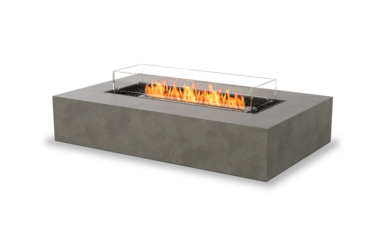 EcoSmart Wharf 65 Fire Pit Table
