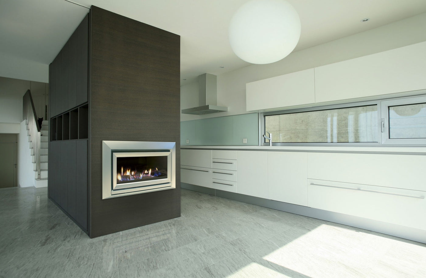 Escea Dl850 Gas Fireplace Tucker Barbecues