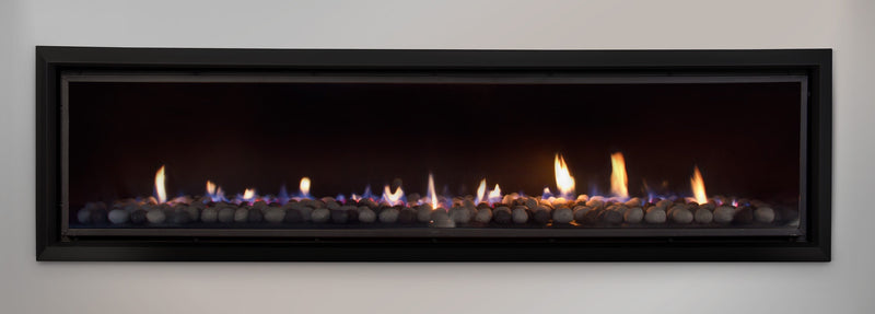 Escea DX1500 Double Sided Gas Fireplace, Heater, Glen Dimplex