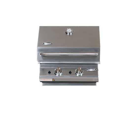 Tucker 2 Burner GT BBQ Built In, BBQ, Tucker Australia