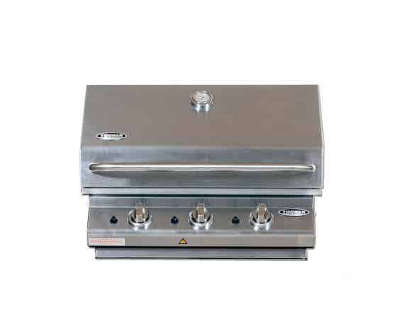 Tucker 3 Burner GT BBQ Built In