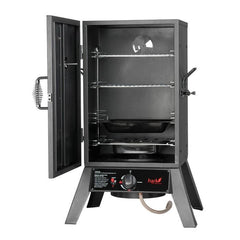 Hark Patio Gas Smoker - Tucker Barbecues