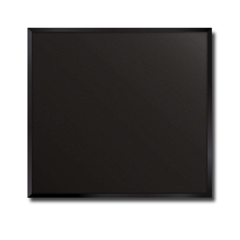 Magellan Black Flat Glass Door, Kitchen Product, tuckeraustralia