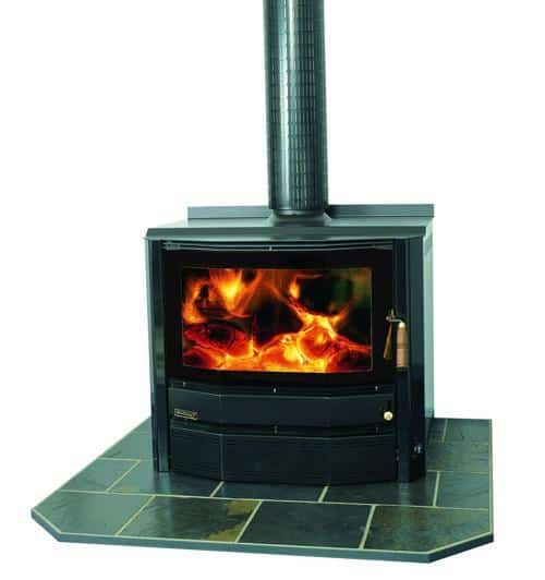 Heatcharm Port Phillip C600 Series 5 Freestanding Woodheater, Heatcharm, n/a