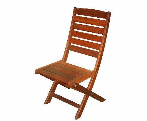 Kwila Prestige Folding Chair, Furniture, Swifts