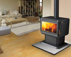Regency Hume F250B Freestanding  Wood Fire, Regency, Regency Wood & Gas Heating