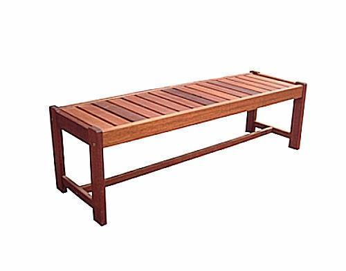 Kwila 1220mm Tennis Bench, Furniture, Swifts