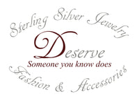 Deserve Sterling Jewelry and Fashion