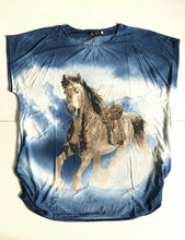 Galloping Horse Fun Top