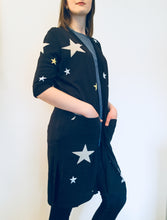Star Design Cardigan