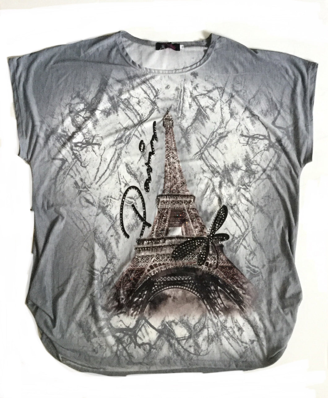 Written Paris/ Butterfly FunTop