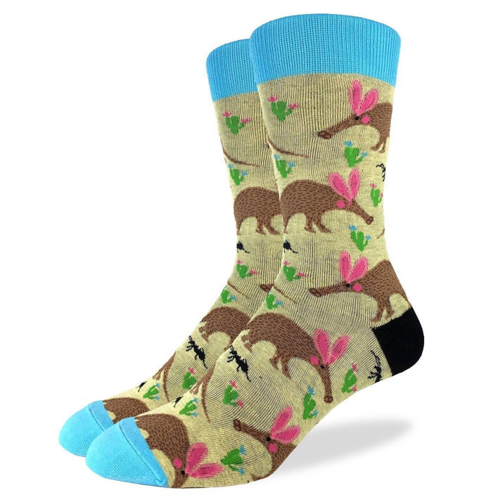 Women's Aardvark Crew Length Fun Sock