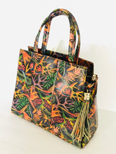 Birds of Paradise Purse with Crossbody Option