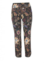 "Fall Floral 31"" Up! Pant"