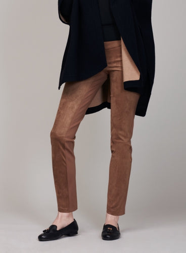 "Suede Duo 31"" Up! Pants"