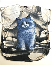 Fluffy Cat Fun Top
