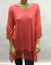Tunic Lace Top