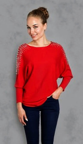 Disco Ball sequence sweater