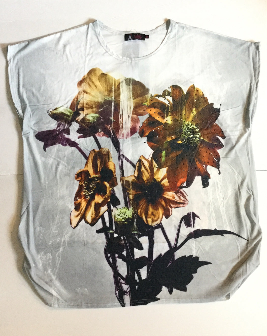 Amaryllis Flower Fun Top