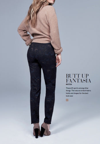 "Fantasia 31"" Up Pants"