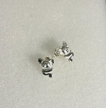 Koala sterling stud Earring