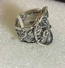 Oval Tree of Life ring