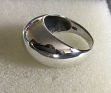 Sterling Silver Smooth finish Ring