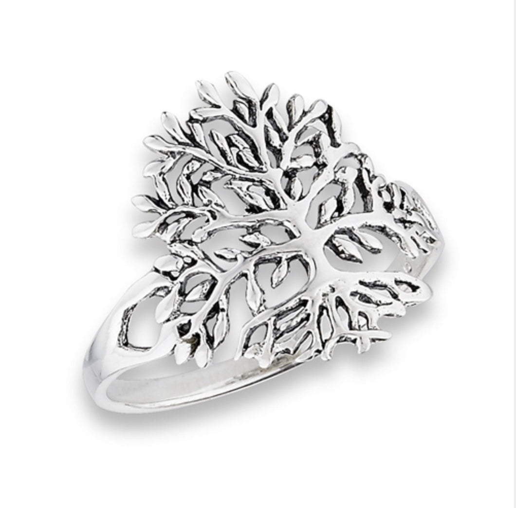 Tree of Life Ring/no Framed edge