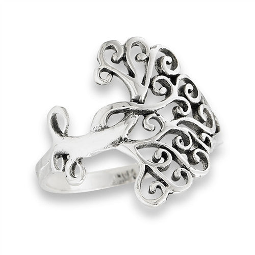 Tree of life ring wrap