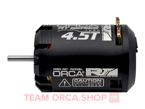 ORCA RT 4.5T Sensored Brushless Motor OMT045RT