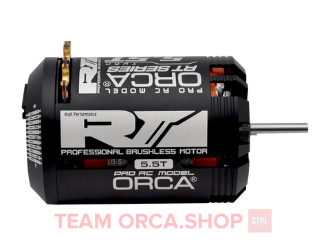 ORCA RT 5.5T Sensored Brushless Motor - OMT055RT
