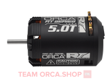 ORCA RT 5.0T Sensored Brushless Motor - OMT050RT