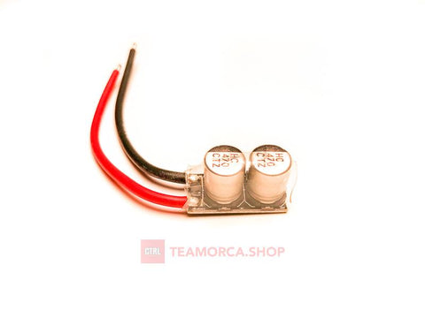 ORCA ESC Power Capacitor Board B32/T32