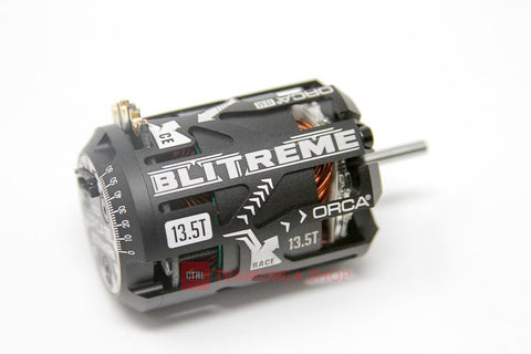 ORCA Blinky Extreme - BLITREME 13.5T Sensored Brushless Motor *NEW 2017/2018 - OMB135BL