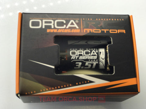 ORCA RT 3.5T Sensored Brushless Motor OMT035RT