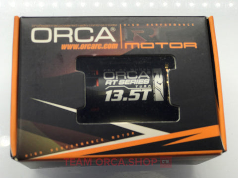 ORCA RT 13.5T Sensored Brushless Motor *NEW OMT135RT