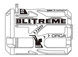 ORCA Blinky Extreme - BLITREME 17.5T Sensored Brushless Motor *NEW 2017/2018 - OMB175BL