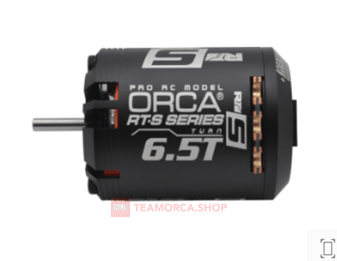 ORCA RT-S 6.5T Sensored Brushless Motor - OMT065RS