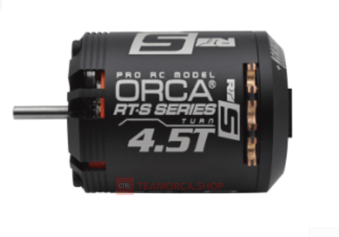 ORCA RT-S 4.5T Sensored Brushless Motor - OMT045RTS