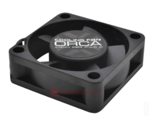 ORCA Ultra High Speed ESC Fan 30x7mm Plastic Housing (R32x/R32/VX3) - OF3011HB