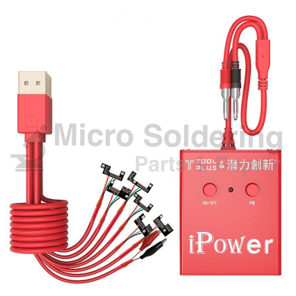iPower Pro Power Line Repair Power Switch Cable to Boot iPhone