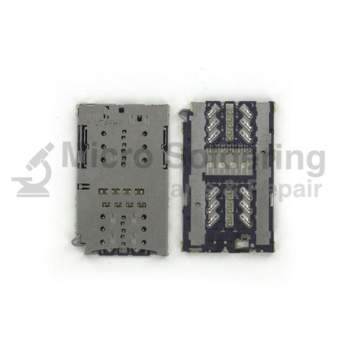 Sim Card Reader and MicroSD Tray for Samsung Galaxy S7 G930 Series