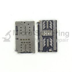 Sim Card Reader and MicroSD Tray for Samsung Galaxy S8 Plus G955 Series