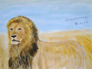 cecil the lion king