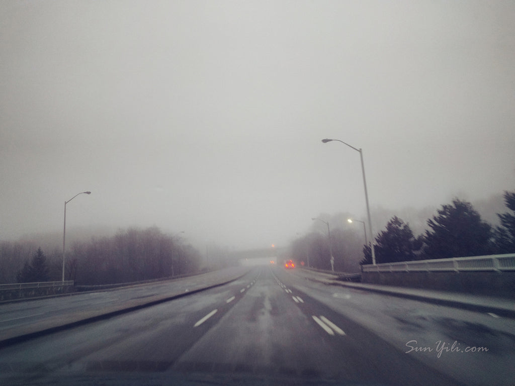 A Foggy Morning