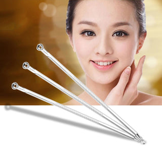 Blackhead Extractor And Pimple Remover/ Stainless Steel Comedone/ Face Skin Care Tool