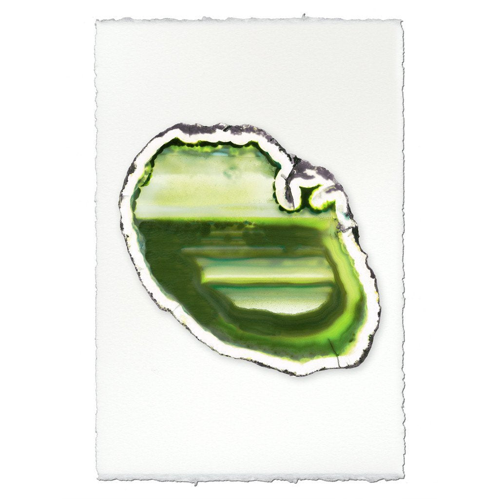 Lime Agate