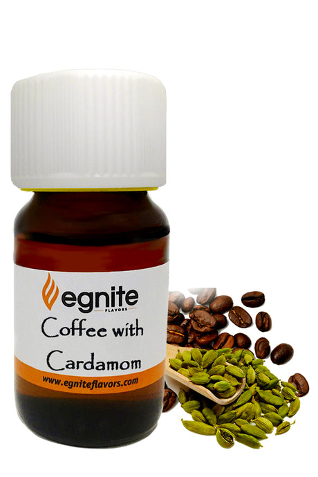 Coffee With Cardamom