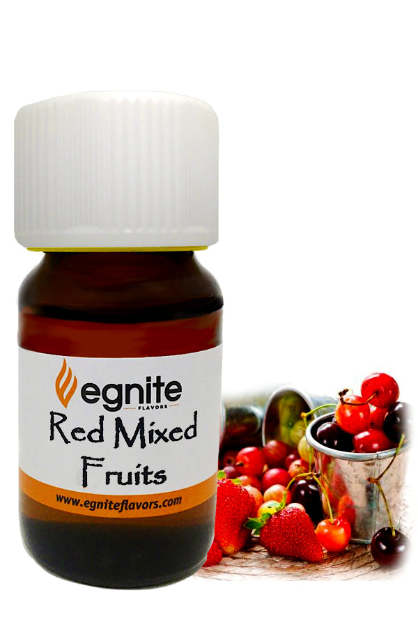 Red Mixed Fruits