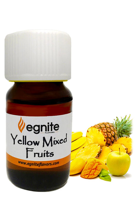 Yellow Mixed Fruits
